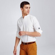 Brice Chemise Légère Regular Blanc taille: XXL
