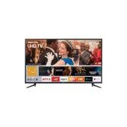 Smart TV LED 58' Samsung 58MU6120 Ultra HD 4K 3 HDMI 2 USB Wi-Fi Smart Tizen Espelhamento de Tela