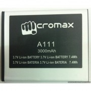 Battery for Micromax A111 Battery 3000mah