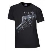 Rock You T-Shirt Space Man Bass XXL