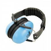 Casque anti-bruit pour enfant max 7 ans Bleu Silverline 374163
