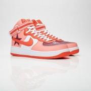 Nike Air Force 1 Hi x Riccardo Tisci för män i rosa 43 Pink