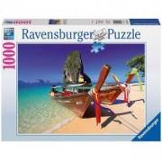 Пъзел от 1000 части - Плаж в Тайланд, Ravensburger, 702151