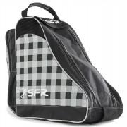 SFR - Ice & Skate Bag Black Chequered - Skate / Schaats Opbergtas