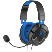 Casti Gaming Turtle Beach Ear Force Recin 60P, pentru PS4 (Negru/Albastru)