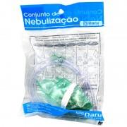 Kit Nebulizador Daru Infantil Terminal de Encaixe Em Rosca
