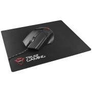 Rato TRUST GXT782 Gaming Mouse e Mouse Pad Preto - 21142