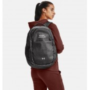 Under Armour Women's UA Hustle Signature Backpack Gray OSFA
