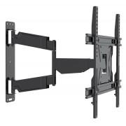 Dual Pivot Tilt & Swivel Curved TV Mounting Bracket 23-50