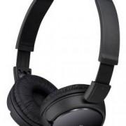 Sony Sluchátka On Ear Sony MDR-ZX110 MDRZX110B.AE, černá