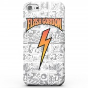 Flash Gordon Funda Móvil Flash Gordon Comic Strip para iPhone y Android - iPhone 8 - Carcasa doble capa - Brillante