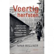 Veertig herfsten - Nina Willner