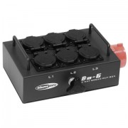 Showtec BO-6-PW box