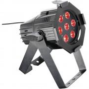 LED PAR reflektor Cameo Studio Mini PAR TRI 3W broj LED žarulja: 7 x 3 W