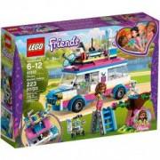 LEGO R Friends Vehiculul de misiune al Oliviei 41333