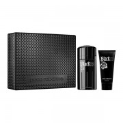 PACO RABANNE SET CADOU BLACK XS 100ml Apa de Toaleta + 100ml Gel de Dus, Barbati 100ml