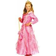 Costum copii fete - PRINTESA BELLA ROSA - 140