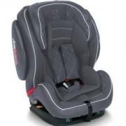Детско столче за кола 9-36 кг. Lorellli Mars ISOFIX, Dark Grey Leather, 0740399