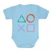 Playstation logo baba body