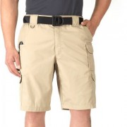 5.11 Tactical Taclite Pro Shorts (Färg: Khaki, Midjemått: 42)