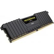 Memorie Corsair Vengeance LPX Black DDR4, 1x8GB, 2666 MHz, CL 16