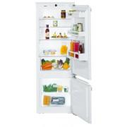 Combină frigorifică încorporabilă Liebherr ICP 2924, 241 L, SmartFrost, Siguranţă copii, SuperFrost, SuperCool, Display, Control taste, H 158 cm, Clasa A+++