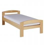 Pat dormitor Serena, lemn brad, 1 persoana ,100×200 cm