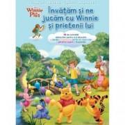 Disney pentru copii destepti. Invatam si ne jucam cu Winnie si prietenii lui activitati
