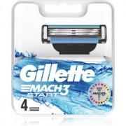 Gillette Mach3 Start rezerva Lama 4 buc