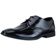 Clarks Men's Bampton Limit Black Formal Shoes - 7.5 UK/India (41.5 EU)