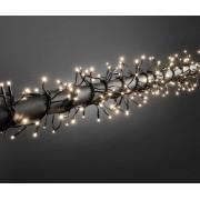 Konstsmide Venkovní světelná girlanda Tinadri Black 300 cm