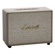 Multiroom luidspreker Marshall Woburn AUX, Bluetooth, Air-play, WiFi Handsfree-functie Cream