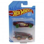 Mattel modellini auto hot wheels confezione 2 veicoli fvn40 assortiti (no scelta)
