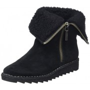 Clarks Women's Olso Beth Black Boots - 6 UK/India (39.5 EU)