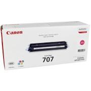 Canon 707 Cartouche de toner magenta pour imprimante laser