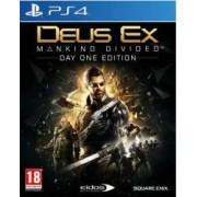 Deus Ex Mankind Divided D1 Edition - PS4