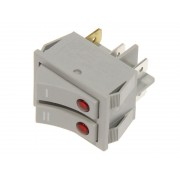 Delonghi Fin Heater Double Switch