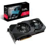 Tarjeta de Video ASUS Radeon RTX 5700 XT 8GB GDDR6 DUAL-RX5700XT-O8G-EVO