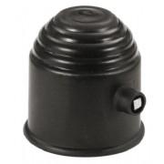 Capac sfera Carpoint pentru carlig remorcare auto din plastic cu blocare , negru , 1 buc. la blister Kft Auto