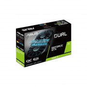 Tarjeta de Video NVIDIA GeForce GTX 1660 Ti ASUS Dual OC, 6GB GDDR6, 2xHDMI, 1xDVI, 1xDisplayPort, PCI Express x16 3.0 DUAL-GTX1660TI-O6G