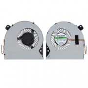 Вентилатор за лаптоп, съвместим с Asus K55 K55D K55DR (за AMD / 3 кабела)