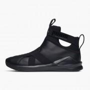 Puma Fierce Strap Leather Wn's black