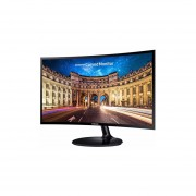 Monitor Samsung 24p. Curvo Slim F390 Full Hd 1080 Vga Hdmi