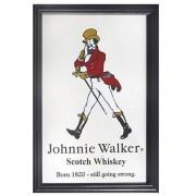 Barspegel Johnnie Walker 22x32