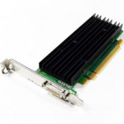 Placa video nVidia Quadro NVS 290 , 256 MB DDR2 , 1 X DMS 59 , Pci-e 16x + Adaptor DMS-59 la 2 porturi VGA