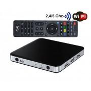 TVIP S-Box v.525 IPTV/OTT HD Box 4K Med WiFi 2,4/5 GHz