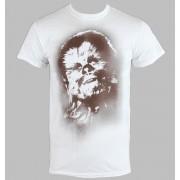 tricou cu tematică de film bărbați copii Star Wars - Chewy - PLASTIC HEAD - PH7844