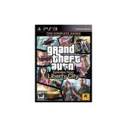 Jogo Ps3 Grand Theft Auto - Episodes From Liberty City