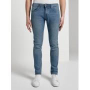 TOM TAILOR DENIM Piers slim jeans, Heren, bright blue denim, 32/34