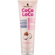 Lee Stafford CoCo LoCo balsam cu ulei de nucă de cocos pentru un par stralucitor si catifelat 250 ml